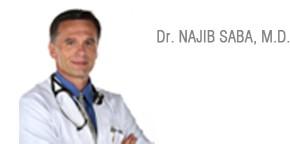 Dr. Najib Saba