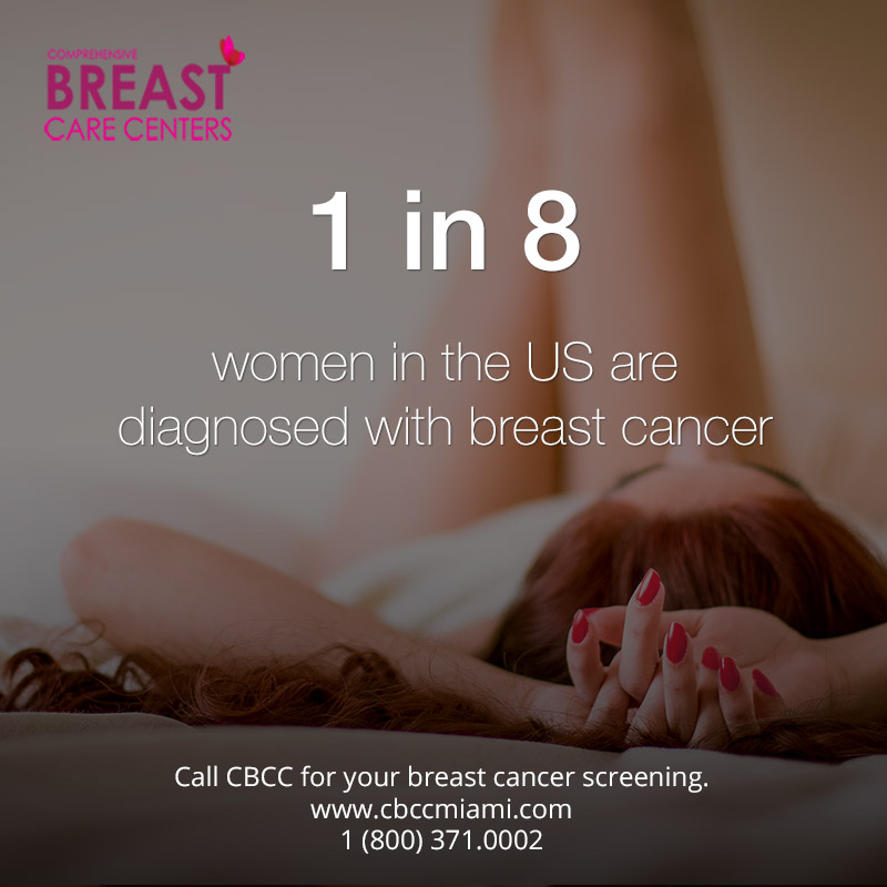 types of breast cancer miami